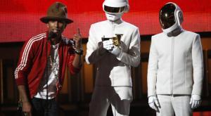 DaftPunk Grammy2