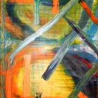 Renaissance - Huile sur toile - 18x24 - MLLeymonie - 2014