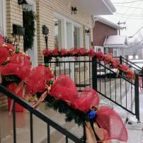 Escaliers décorés